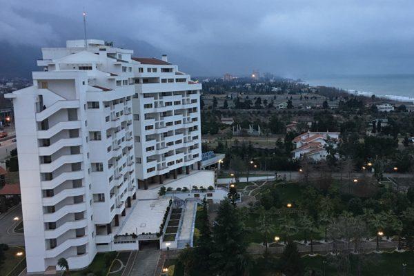 Noshahr-Hotel