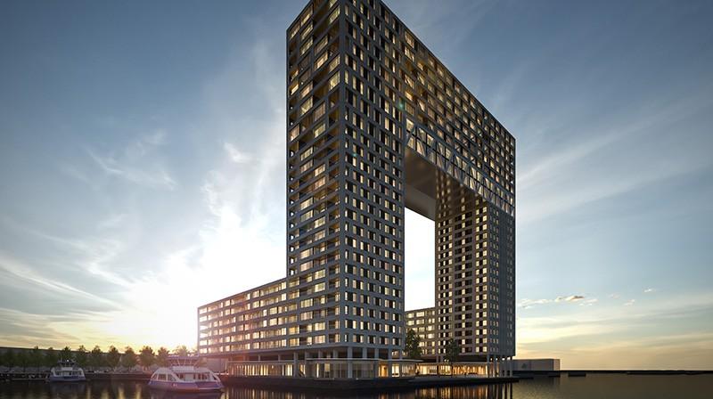 Pontsteiger-Amsterdam